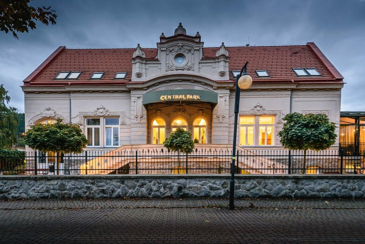 Penzion Central, Žilina, Dovolenkujte na Slovensku