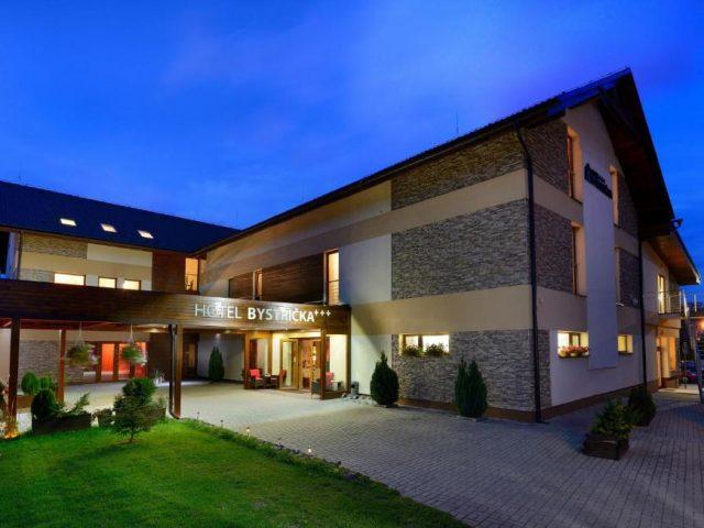 Hotel Bystrička***