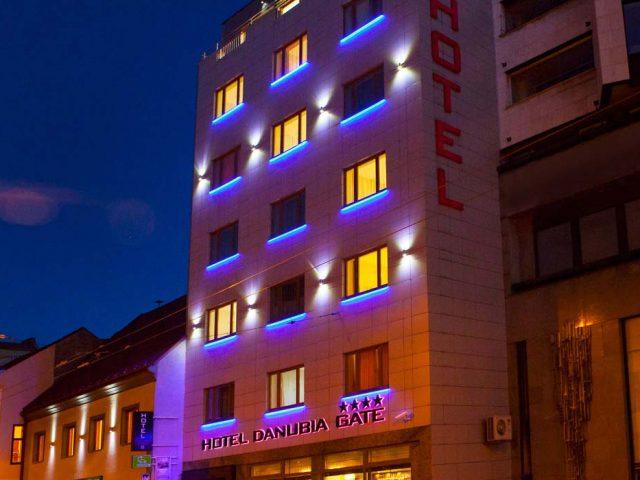 Hotel Danubia Gate ****