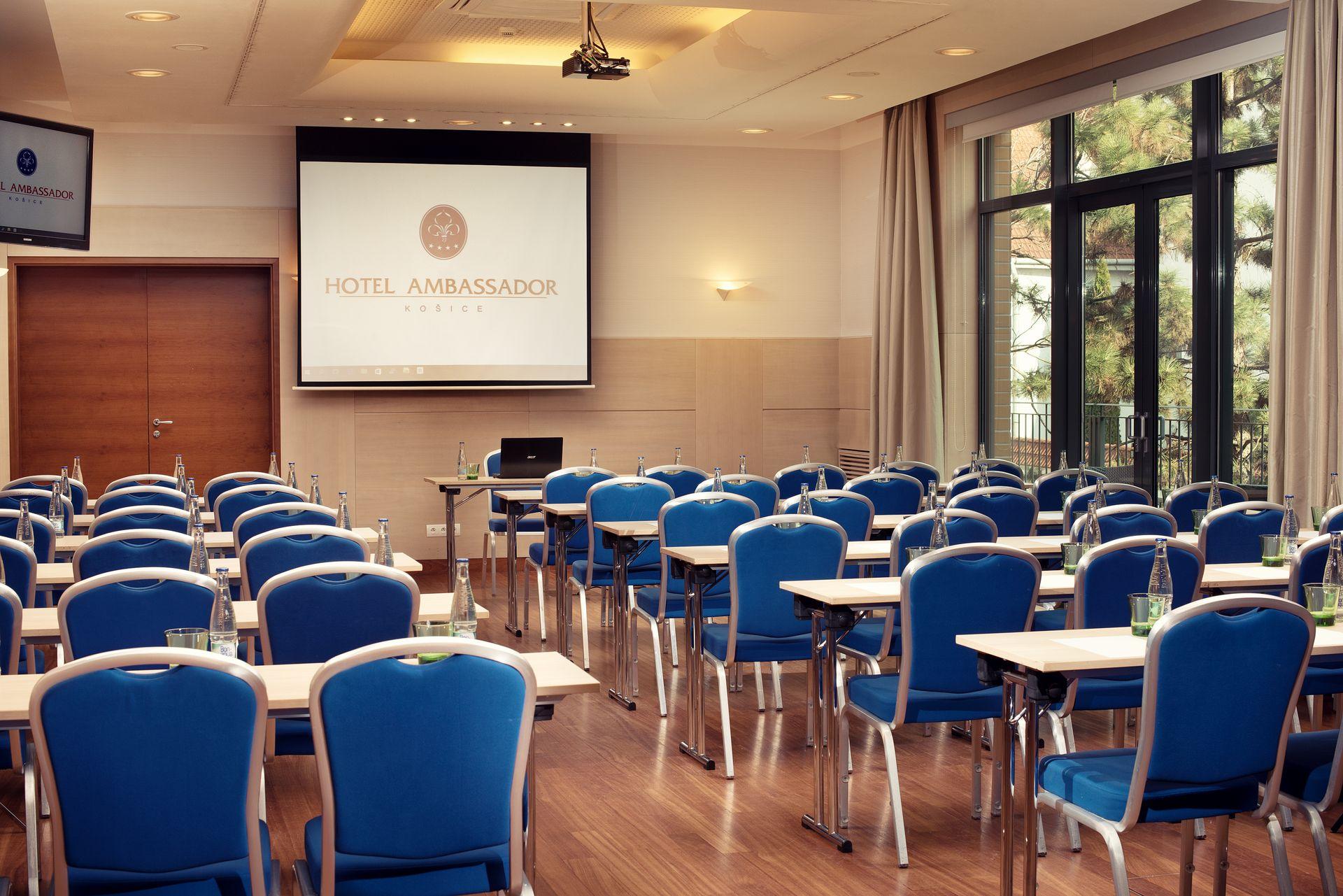 Hotel Ambassador Kosice konferencia