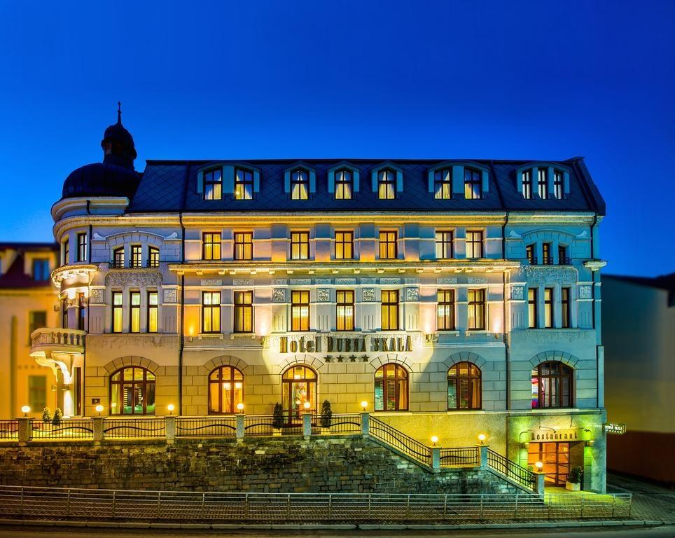 Boutique Hotel Dubná Skala****