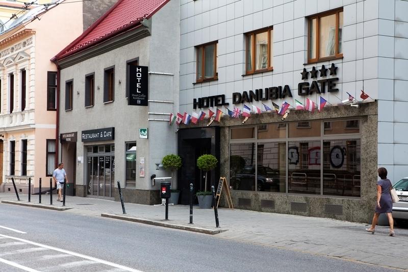 Hotel Danubia Gate ****, Bratislava, Dovolenka na Slovensku